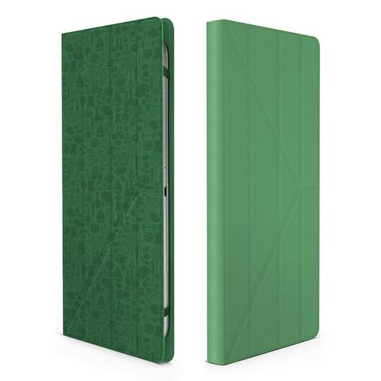 """Pouzdro Canyon""""Life Is"""" CNS-C24UT7 pro Asus Memo Pad 8-ME181CX, Green"""