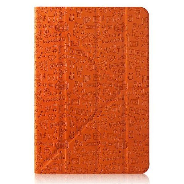 "Pouzdro Canyon""Life Is"" CNS-C24UT7 pro Asus Memo Pad 8-ME181CX, Orange"