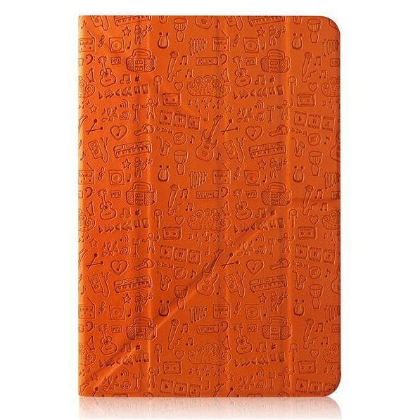 "Pouzdro Canyon ""Life Is"" CNS-C24UT7 pro GoClever Insignia 800, Orange"