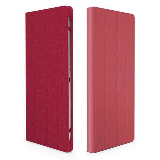 "Pouzdro Canyon""Life Is"" CNS-C24UT7 pro Prestigio MultiPad 4 Quantum 8.0 3G-PMT5487, Red"
