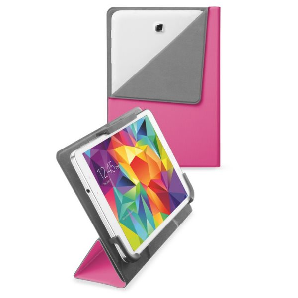 Pouzdro CellularLine Flexy pro Acer Iconia Tab 8-A1-840 FHD, Pink
