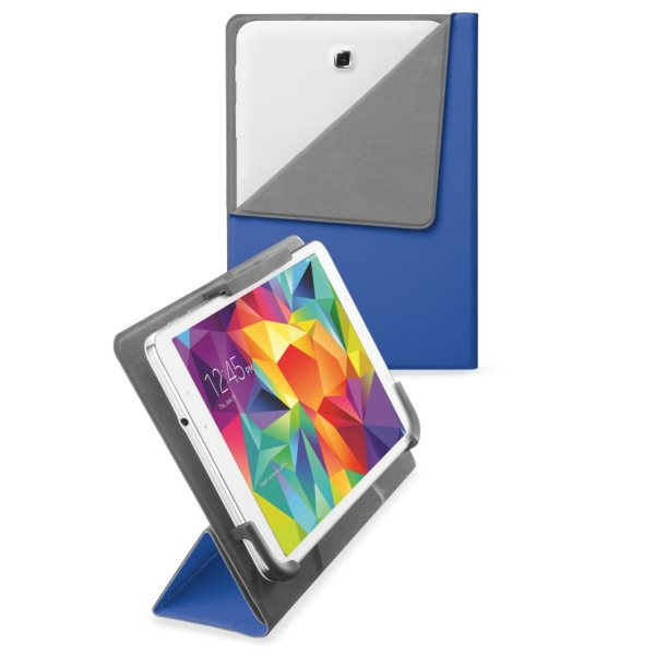 Pouzdro CellularLine Flexy pro Samsung Galaxy Tab 4 8.0 - T330, T331 a T335, Blue