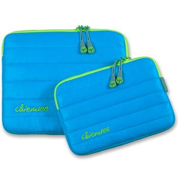 Pouzdro Chiemsee BORMIO pro GoClever Orion 70, Light Blue