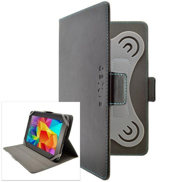 Pouzdro Fixed Novel pro Váš tablet (kolem 10 ''), černé