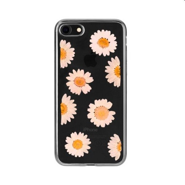 FLAVR iPlate Real Flower Daisy for iPhone 6/6S/7/8colourful