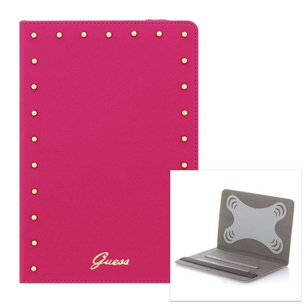 Pouzdro Guess Studded pro Acer Iconia Tab 10 - A3-A20, Pink
