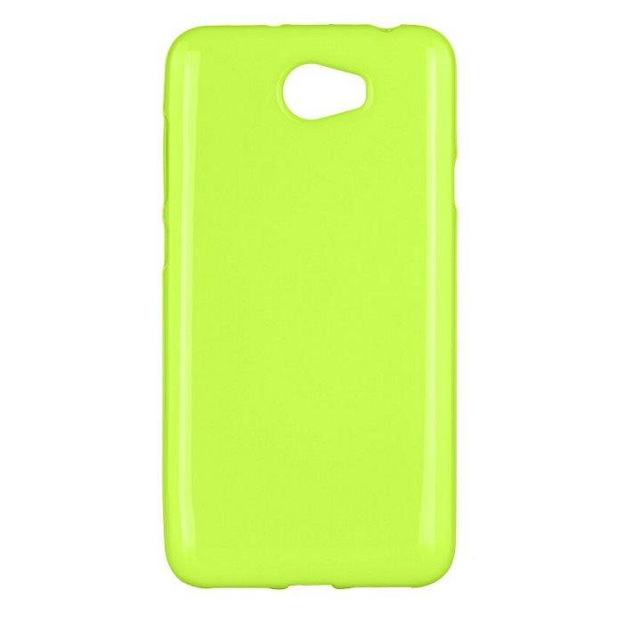 Pouzdro Jelly Case Flash pro Huawei Y5II, Lime