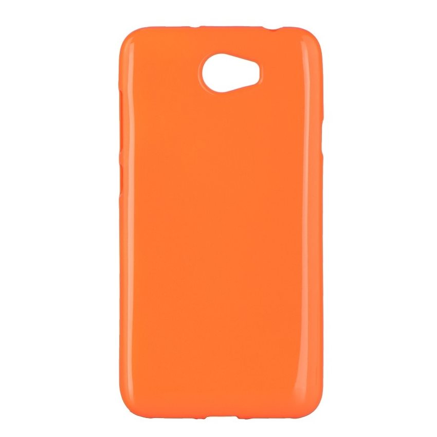 Pouzdro Jelly Case Flash pro Huawei Y5II, Orange
