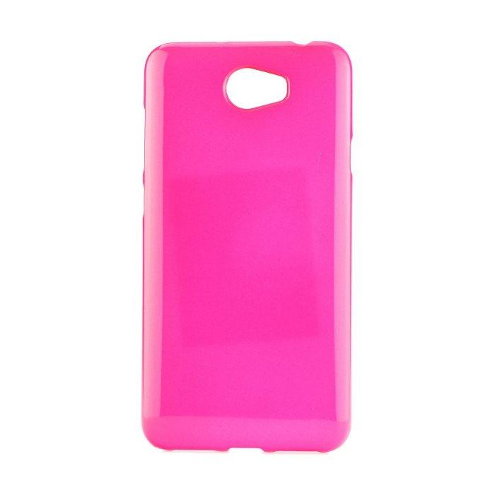 Pouzdro Jelly Case Flash pro Huawei Y5II, Pink