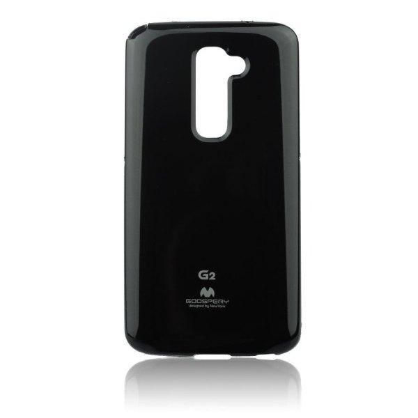 Pouzdro Jelly Mercury pro LG G2-D802, Black