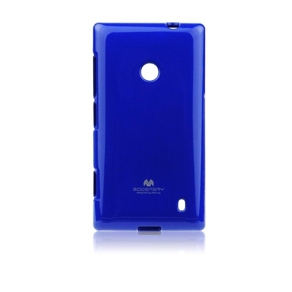 Pouzdro Jelly Mercury pro Nokia Lumia 630 a 635, Blue
