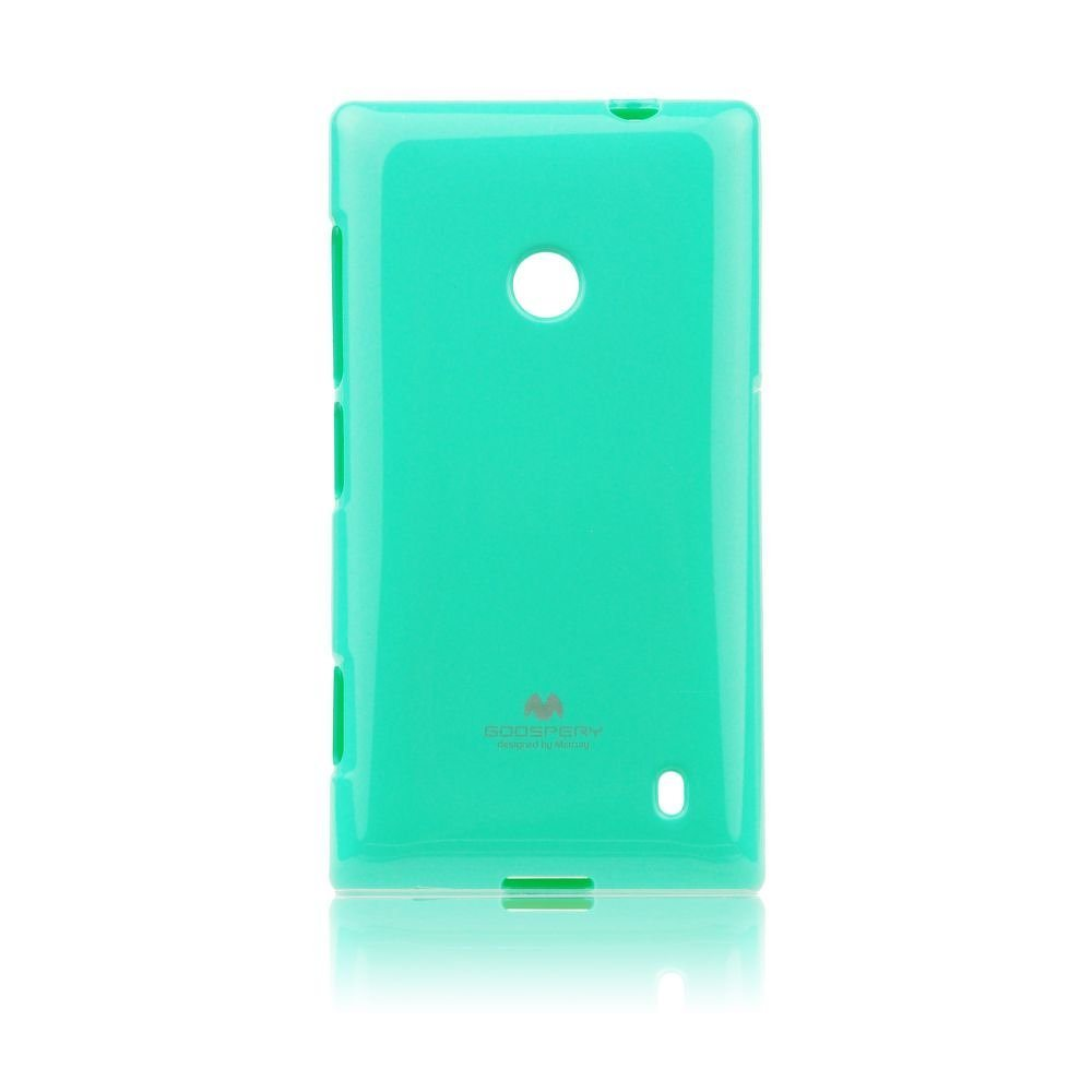 Pouzdro Jelly Mercury pro Nokia Lumia 630 a 635, Mint