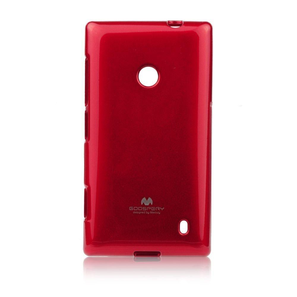 Pouzdro Jelly Mercury pro Nokia X, Red