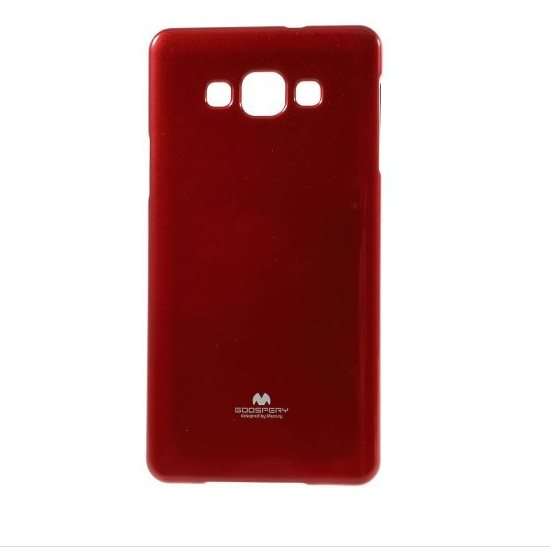 Pouzdro Jelly Mercury pro Samsung Galaxy A7 - A700F, Red