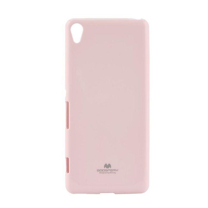 Pouzdro Jelly Mercury pro Sony Xperia XA-F3111, Hot Pink