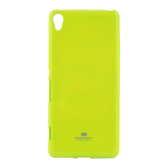 Pouzdro Jelly Mercury pro Sony Xperia XA-F3111, Lime