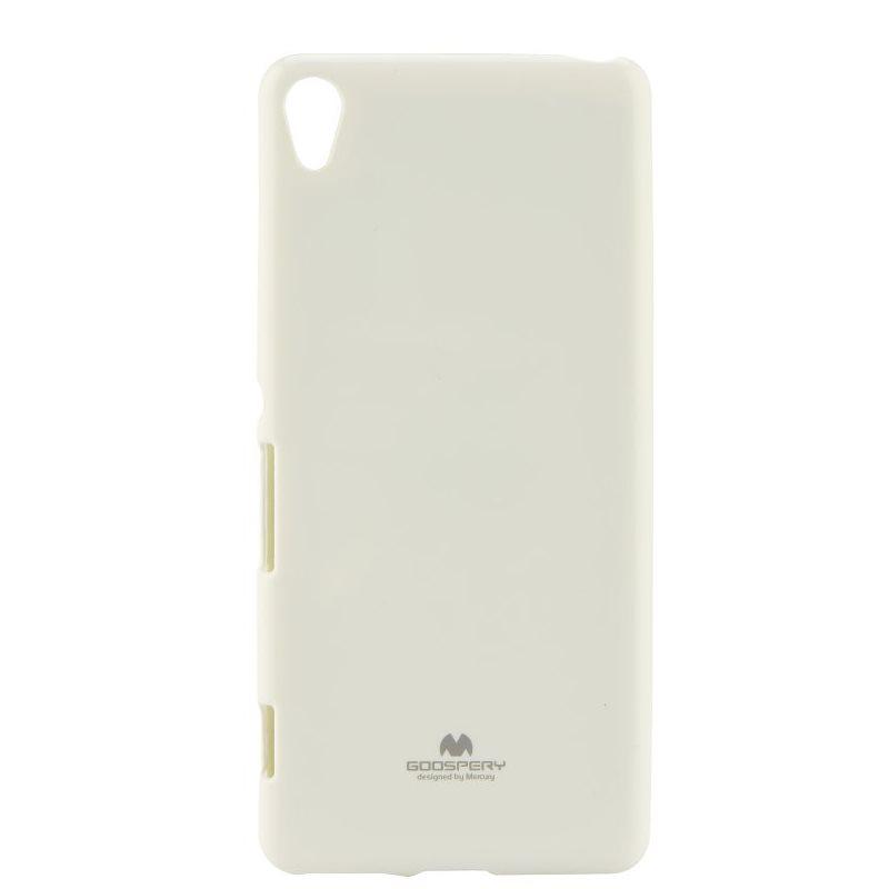 Pouzdro Jelly Mercury pro Sony Xperia XA-F3111, White