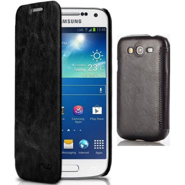 Pouzdro Kalaideng Enland pro Samsung Galaxy Core-i8260, Black