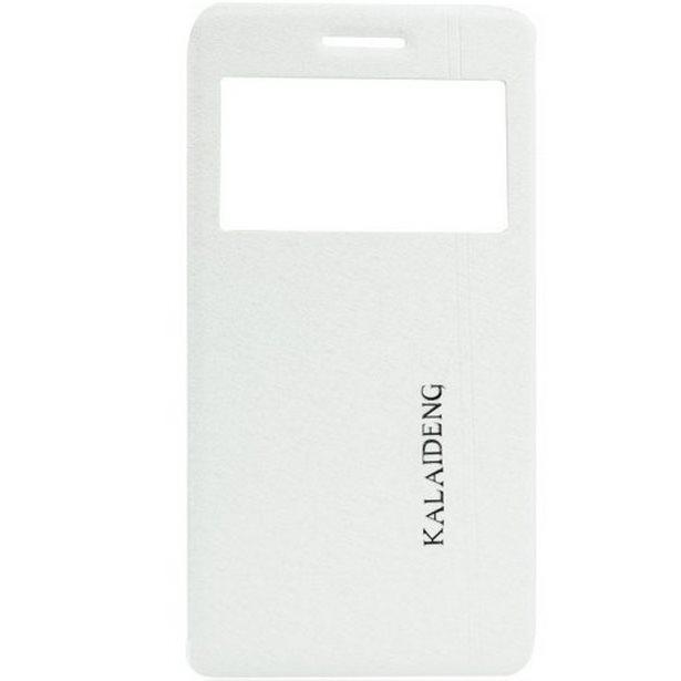 Pouzdro Kalaideng Iceland pro Nokia Lumia 630, White