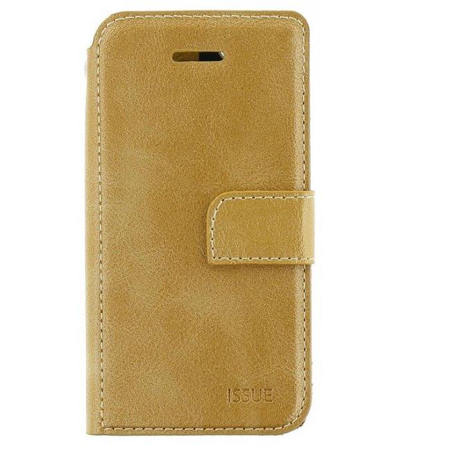 Pouzdro Molano Cano Issue Book pro Xiaomi Pocophone F1, Gold
