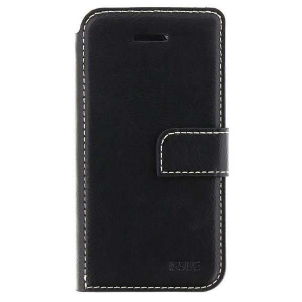 Pouzdro Molano Cano Issue Book pro Xiaomi Redmi Note 9, Black