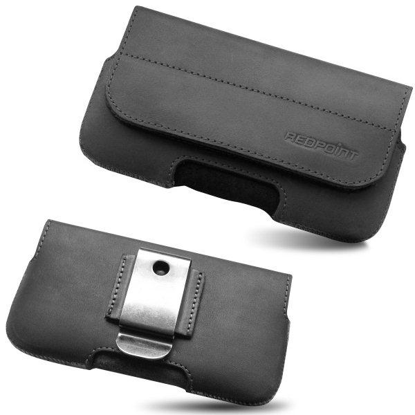 Pouzdro na opasek Posh pro Sony Xperia T-LT30p, Black