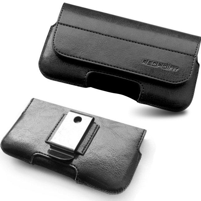 Pouzdro na opasek Safir pro Huawei Ascend G630, Black