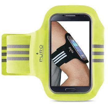 Puzdro na rameno PURO pre Alcatel OneTouch 6043D Idol X+, Yellow