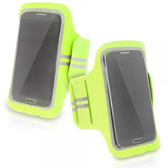 Pouzdro na rameno Superfit pro Alcatel One Touch Scribe HD - 8008D, Lime