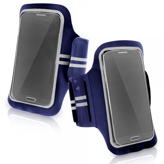 Pouzdro na rameno Superfit pro Aligator S515 Duo IPS, Blue