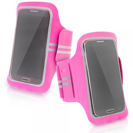 Pouzdro na rameno Superfit pro Sony Xperia Z1 - C6903, Pink