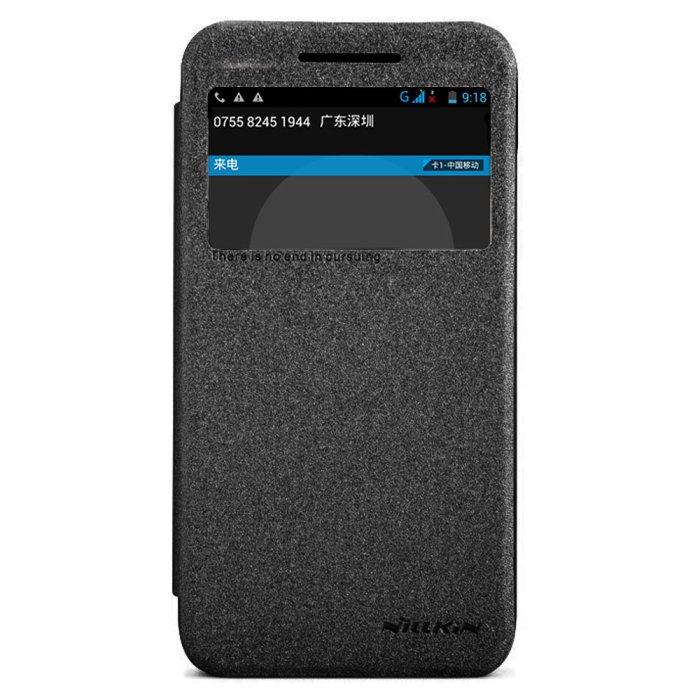 Pouzdro Nillkin Sparkle pro Motorola Moto E, Black