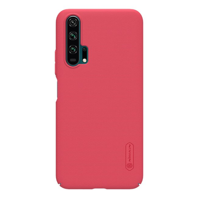 Pouzdro Nillkin Super Frosted pro Honor 20 Pro, Red