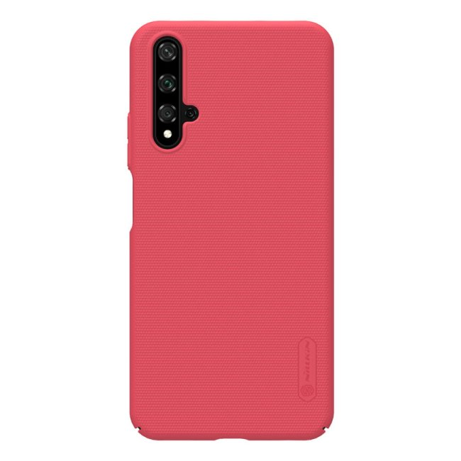 Pouzdro Nillkin Super Frosted pro Honor 20, Red