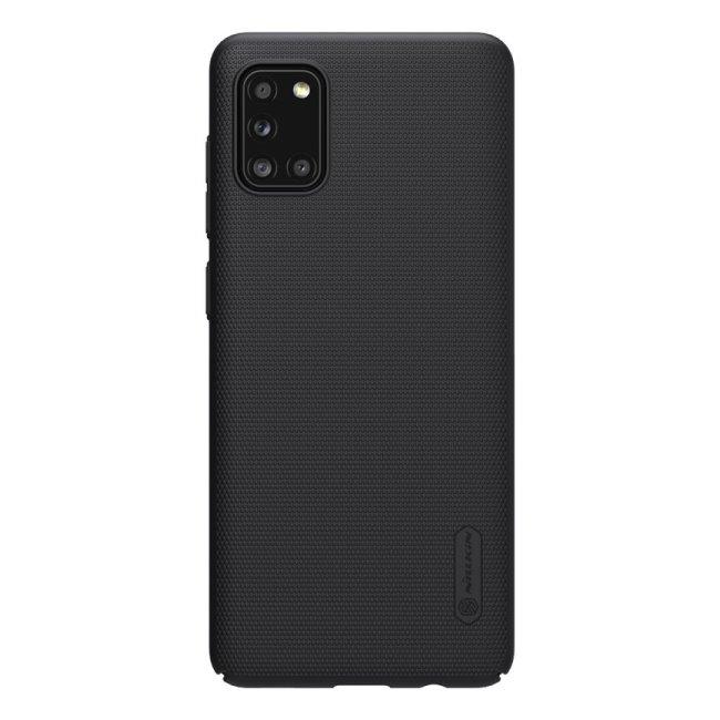Pouzdro Nillkin Super Frosted pro Samsung Galaxy A31, černé