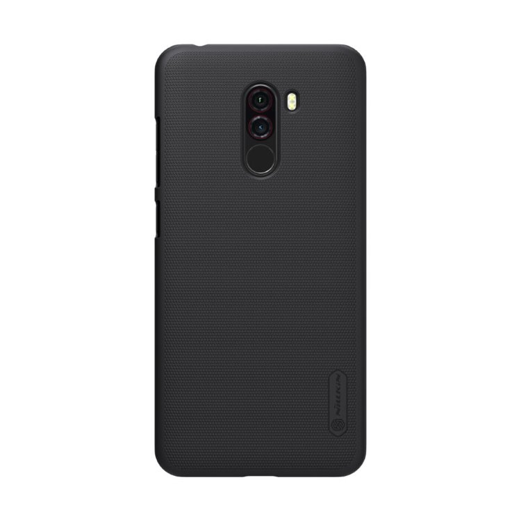 Pouzdro Nillkin Super Frosted pro Xiaomi Pocophone F1, Black