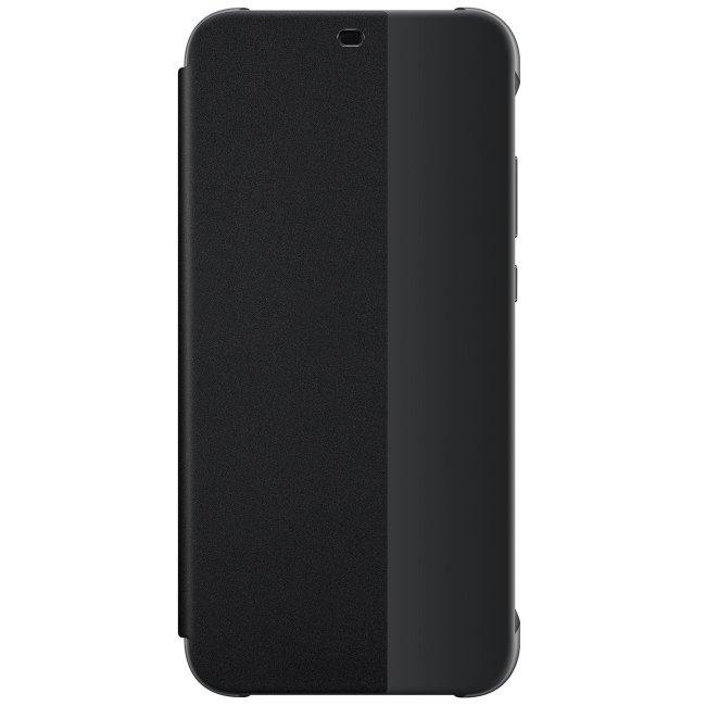 Pouzdro originální Flip Cover pro Huawei P20 Lite, černá