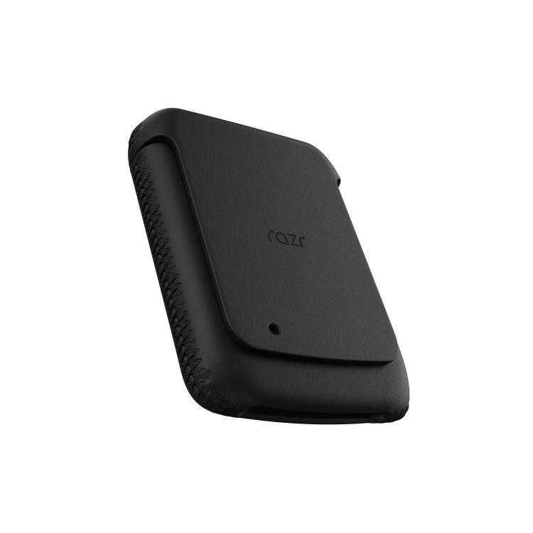 Pouzdro originální kožené pro Motorola Razr, Black