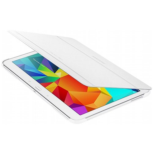 Pouzdro originální polohovací pro Samsung Galaxy Tab 4 10.1-T530 a T535, White