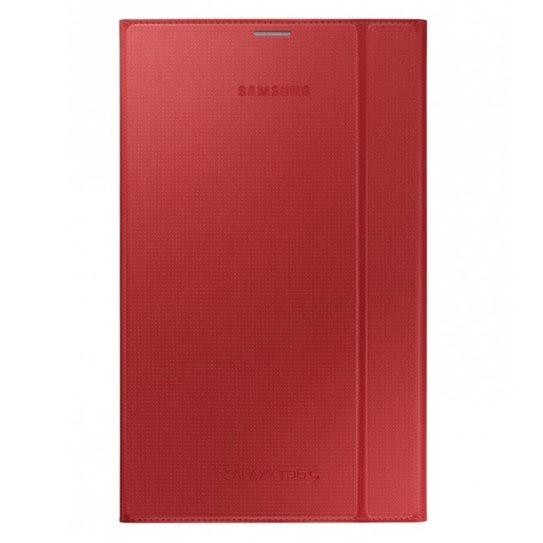 Pouzdro originální polohovací pro Samsung Galaxy Tab S 8.4 - T700 / T705, Red