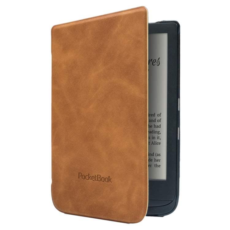 Pouzdro originální pro Pocketbook 616, 627, 628, 632 a 633, Brown