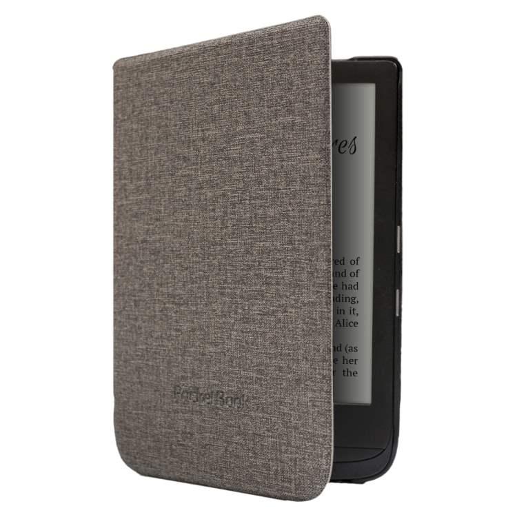 Pouzdro originální pro Pocketbook 616, 627, 628, 632 a 633, gray