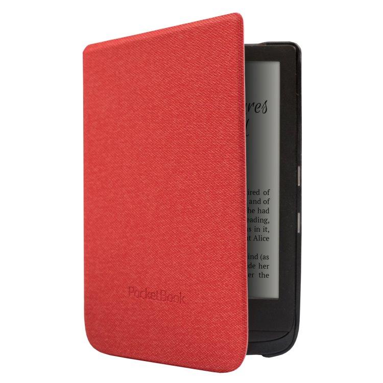Pouzdro originální pro Pocketbook 616, 627, 628, 632 a 633, Red