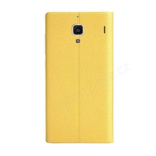 Pouzdro originální s funkcí stojanu pro Xiaomi Redmi 1S (Hong 1S), Yellow