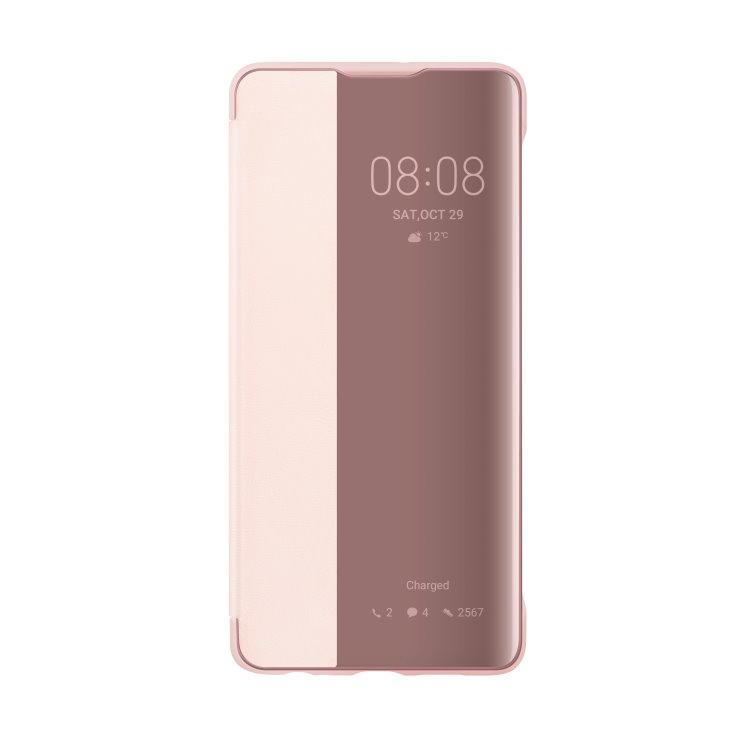 Pouzdro originální Smart View pro Huawei P30, Pink