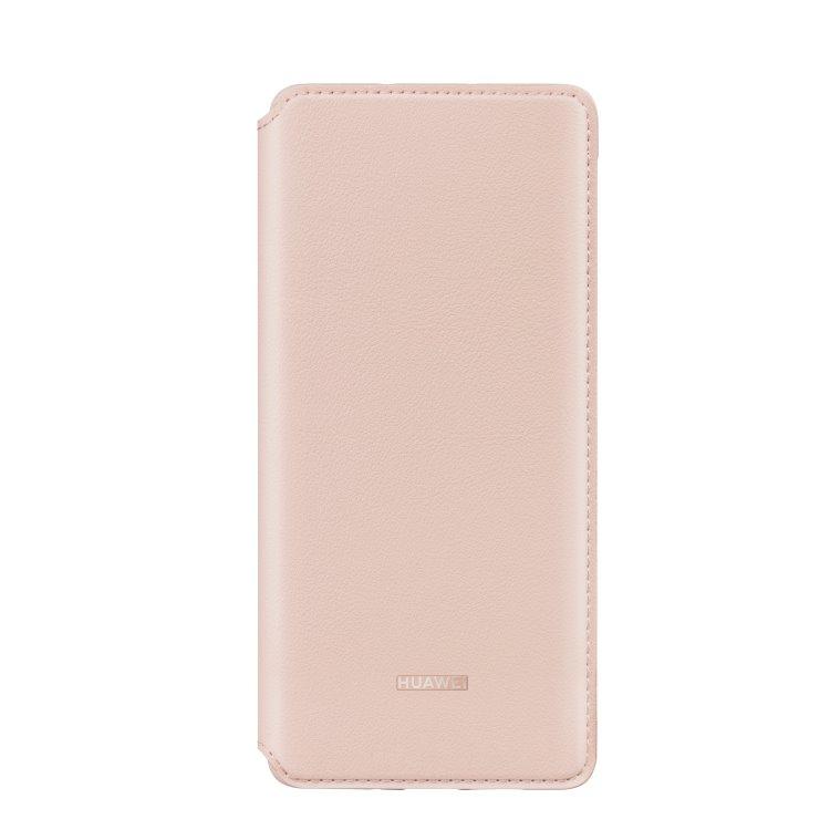 Pouzdro originální Wallet pro Huawei P30 Pro, Pink