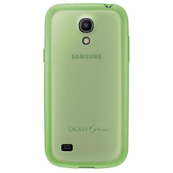 Puzdro Samsung EF-PI919BG pre Samsung Galaxy S4 Mini - i9195 a i9190 a S4 Mini VE - i9195i, Green