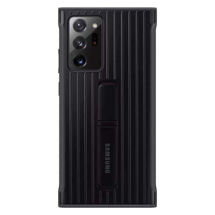 Pouzdro Samsung Protective Standing Cover pro Galaxy Note 20 Ultra 5G-N986B, black (EF-RN985CBE)