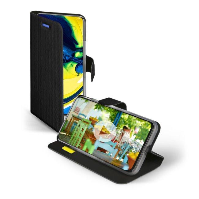 SBS Book Sense Case for Samsung Galaxy A90/A80, black