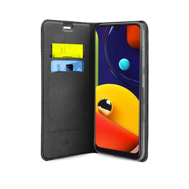 Pouzdro SBS Book Wallet Lite pro Samsung Galaxy A41-A415F, černé